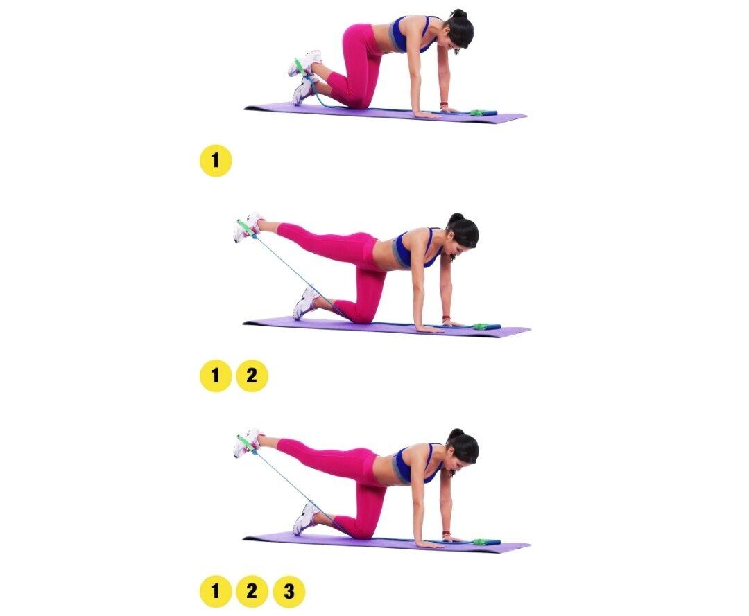 Эффективные упражнения для ягодиц в домашних условиях для девушек