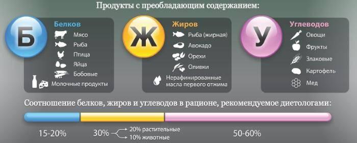 Думаете, от углеводов толстеют? посмотрите, cколько углеводов нужно есть, чтобы похудеть