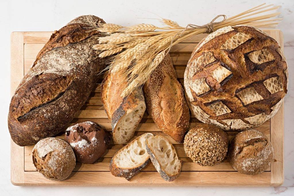 Польза и вред хлеба