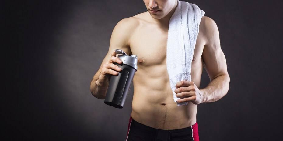 Прием протеина в привязке к тренировочному процессу