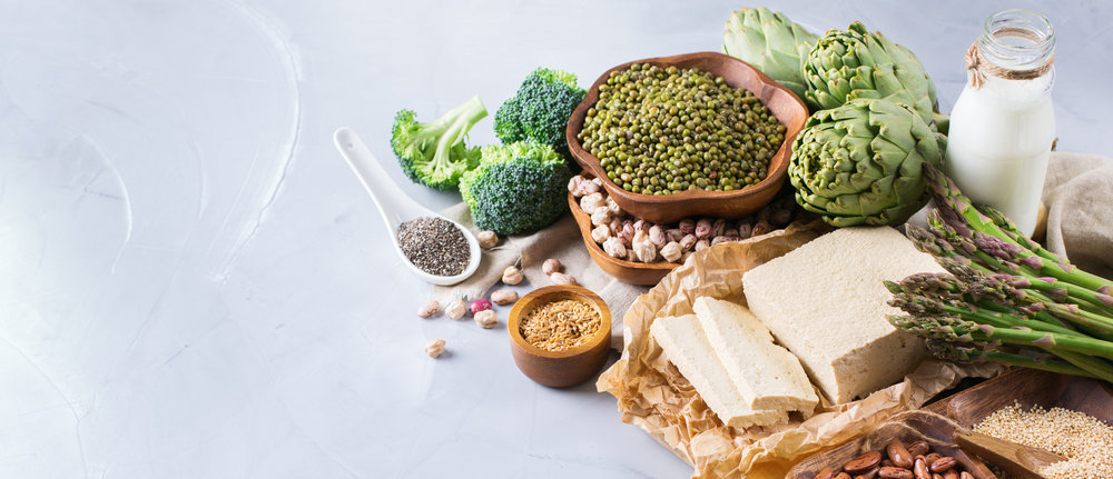 Где брать белок вегетарианцу - источники и таблица продуктов