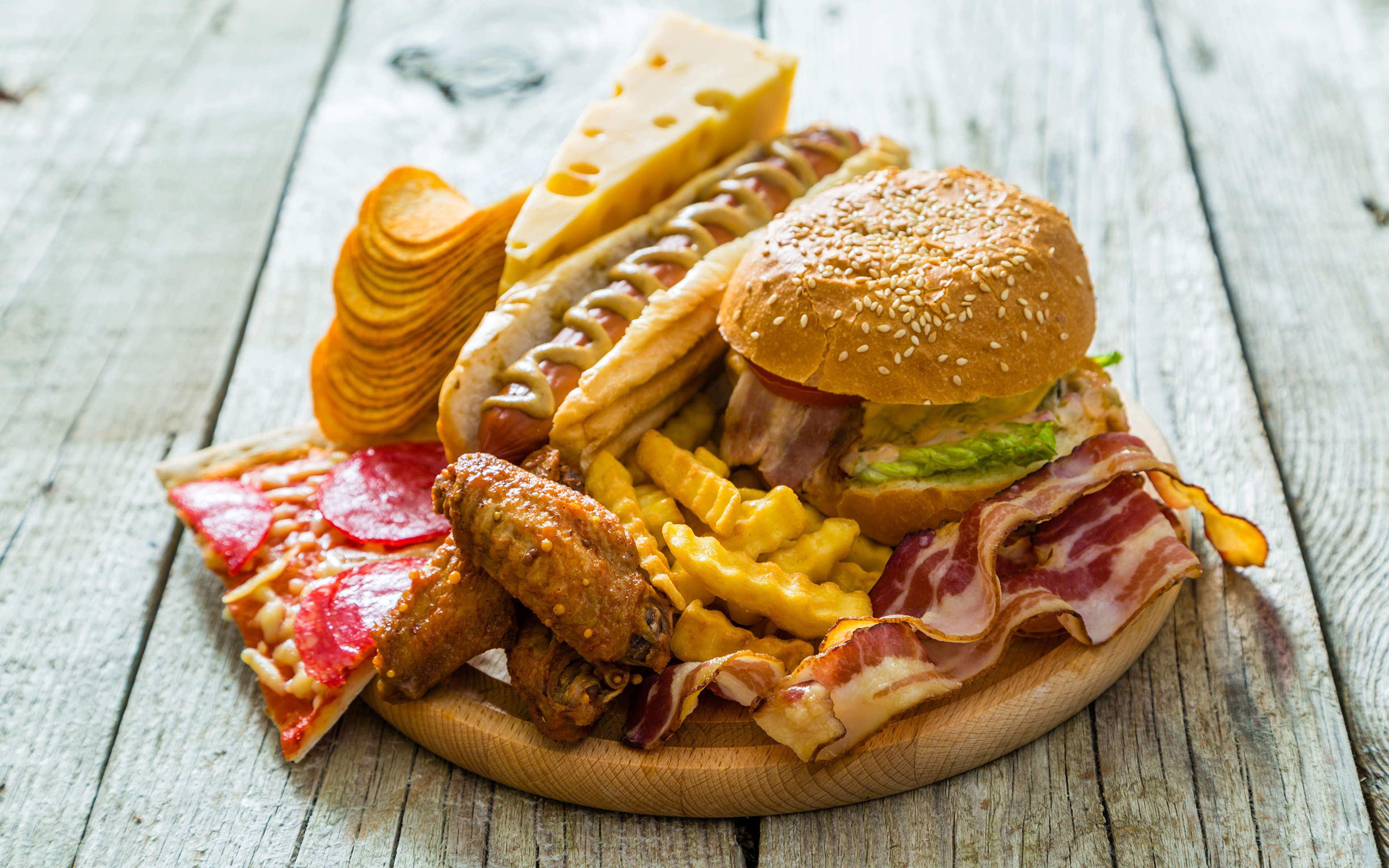 Какие продукты вредны для здоровья человека?
