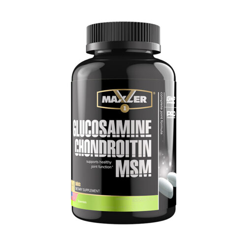 Glucosamine chondroitin msm: инструкция по применению и побочные эффекты