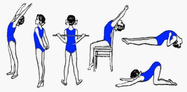 Как исправить осанку в домашних условиях? 5 упражнений