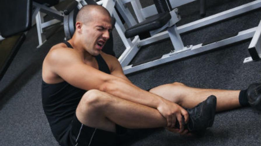 Спортивные травмы – первая помощь и дальнейшее лечение