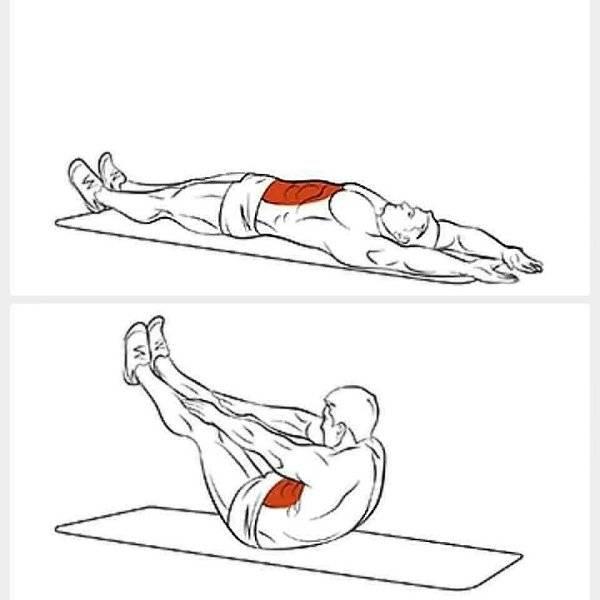 Легкие, но эффективные упражнения, которые укрепят и накачают ваш пресс