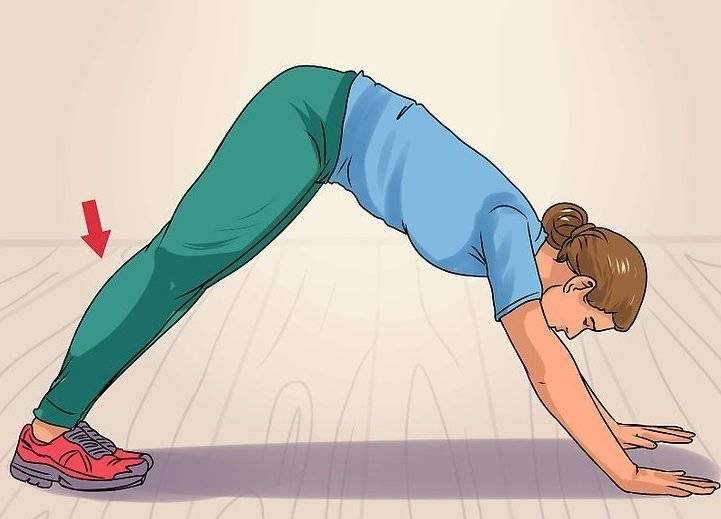 Упражнения для икроножных мышц в домашних условиях