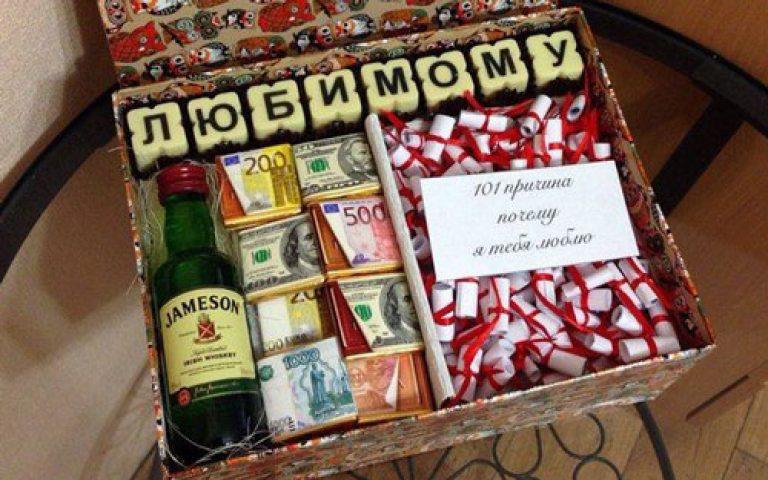 Топ лучших идей для подарка на новый год парню