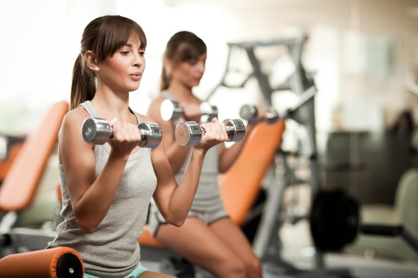 Круговой тренинг как способ похудеть