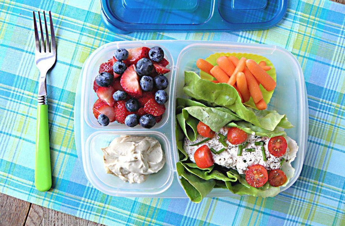 Меню правильного питания для похудения на каждый день с рецептами