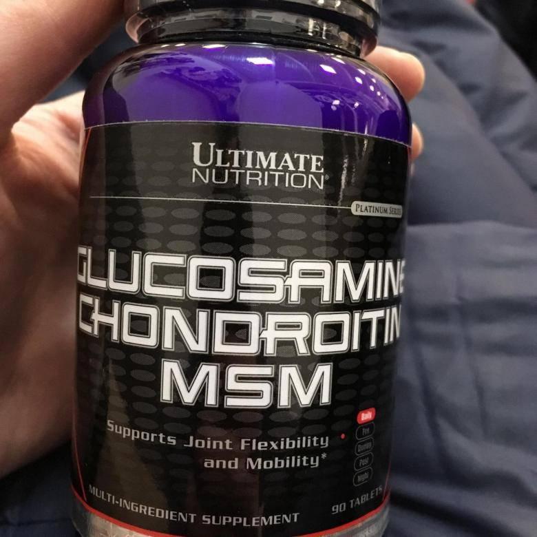 Глюкозамин хондроитин мсм + гиалуроновая кислота 150 капс. doctor's best