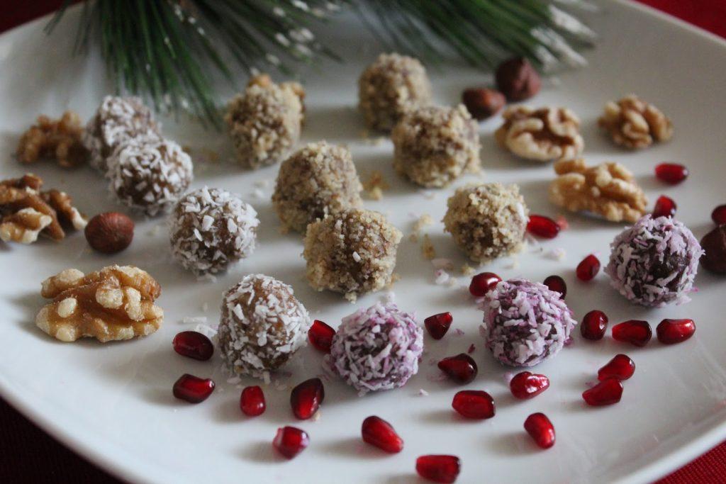 Полезные низкокалорийные сладости своими руками