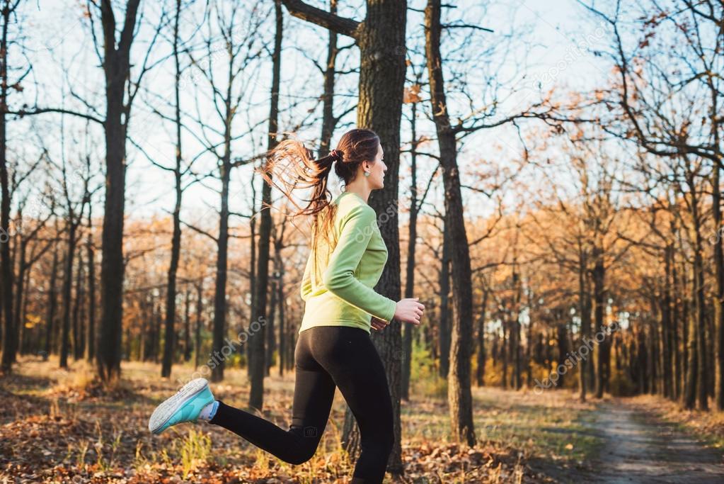 В чём бегать осенью