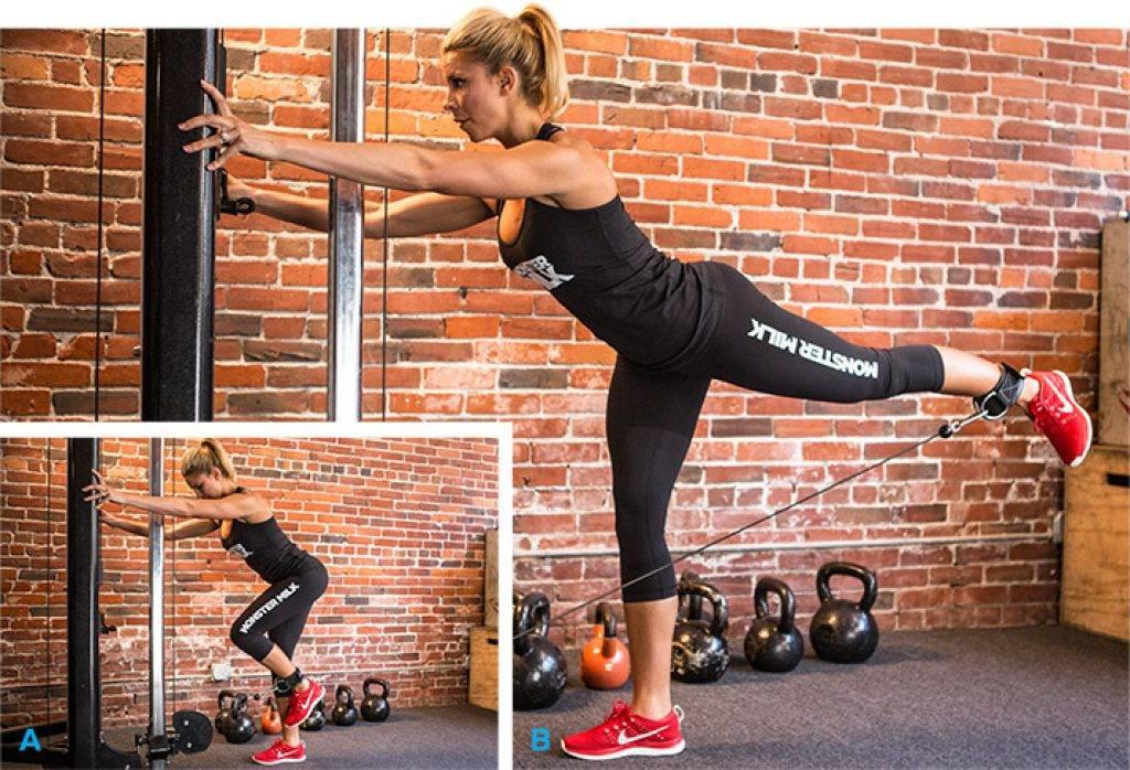 Махи ногами: какие мышцы работают и техника выполнения | lifestyle | селдон новости