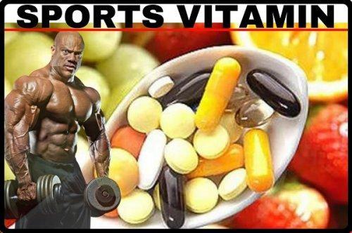 Спортивные витамины: лучшие комплексы, отзывы