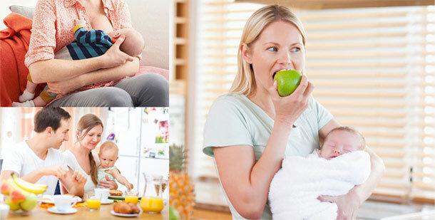 Как похудеть после родов кормящей маме в домашних условиях: советы