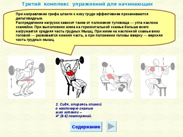 Учебно-методический материал по физкультуре (10 класс) на тему: методика занятий атлетической гимнастикой. практические рекомендации