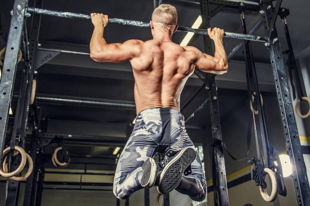 Как накачать широчайшие мышцы спины? лучшие упражнения
