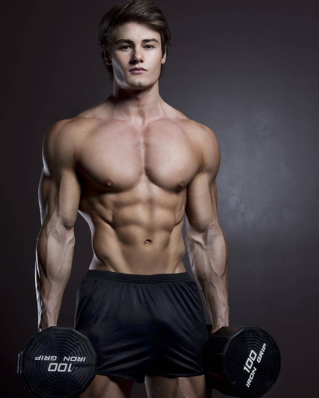 Jeff seid - greatest physiques