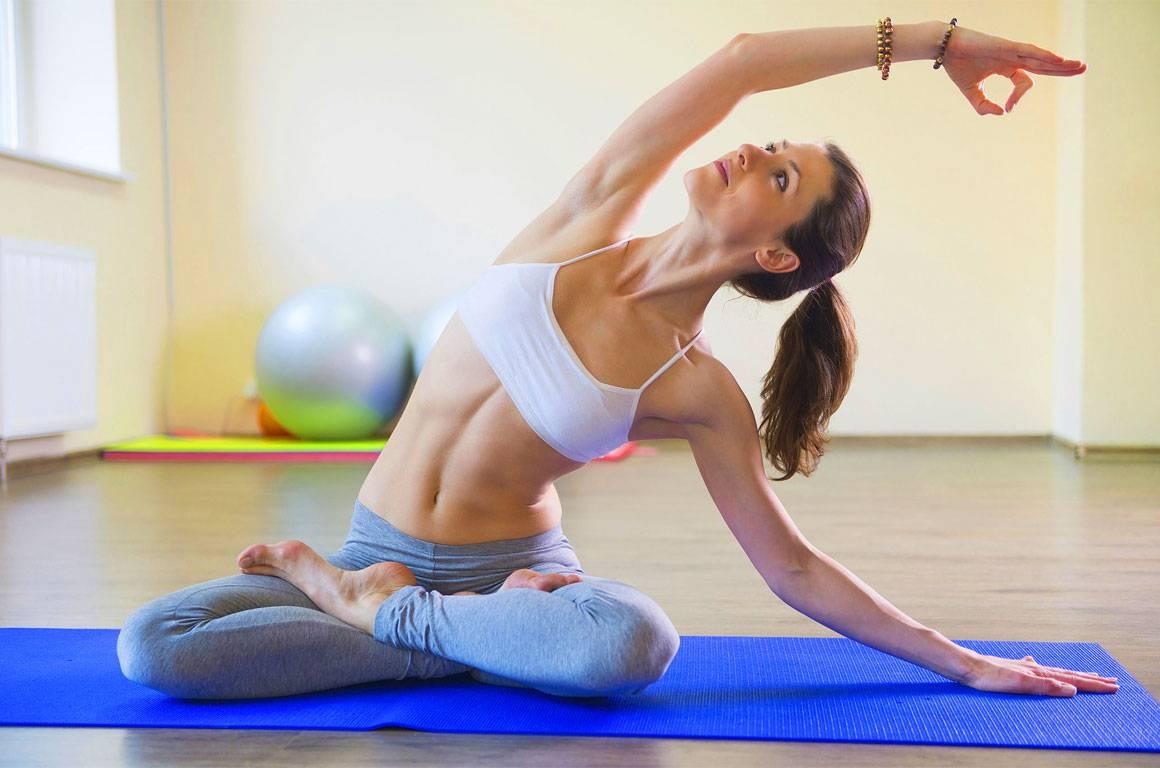 Комплекс упражнений для быстрого похудения в домашних условиях