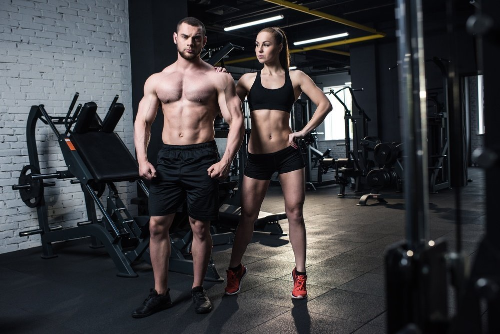 Бодифитнес что это. в чем отличия женского бодибилдинга, фитнеса, бодифитнеса и фитнес - бикини?   макияж глаз
