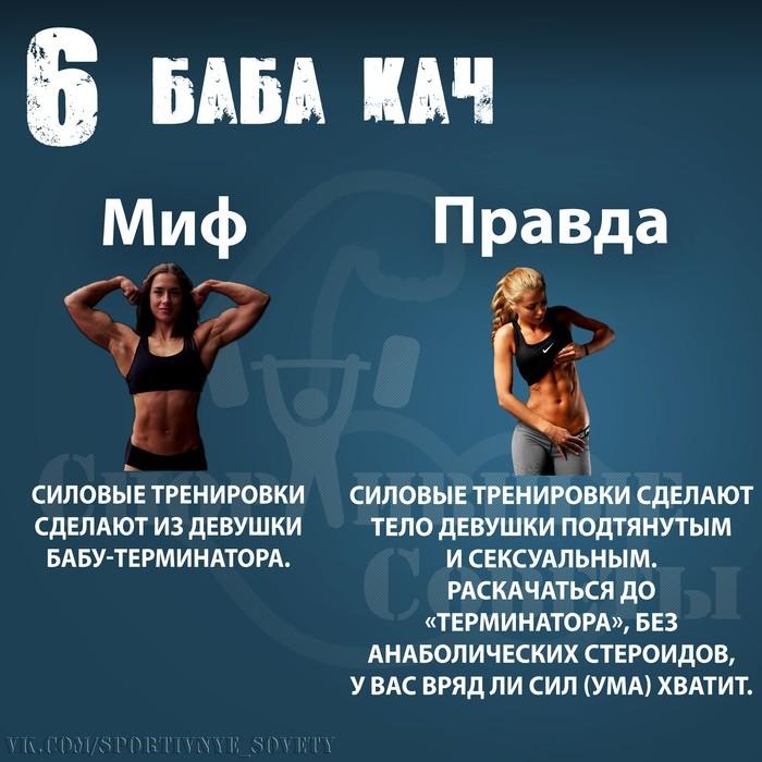 Фитнес-мифы: удивлять мышцы на каждой тренировке