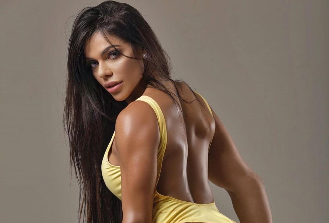 Joselyn cano (джозелин кано) - биография и фото американской фитнес модели