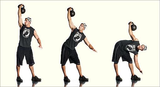 Лучшие упражнения с гирями в домашних условиях: эффективные комплексы, чтобы накачаться гирями 16, 32 кг