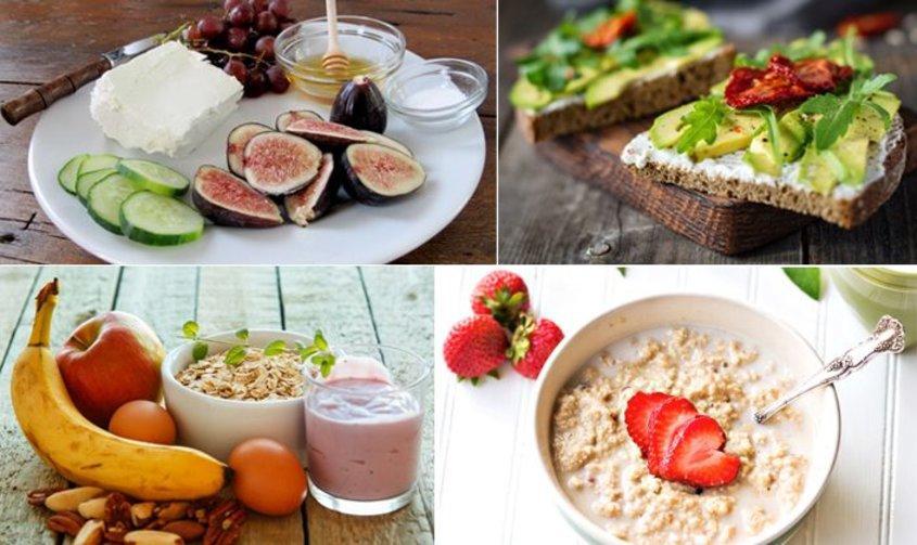 Полезный завтрак - правильное питание для похудения: рецепты с фото, видео