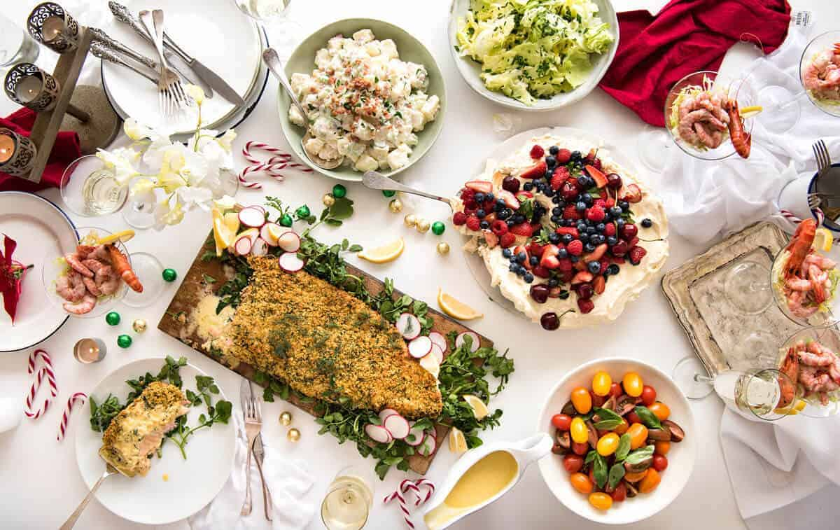 Как не поправиться в праздники, на новый год: советы диетологов