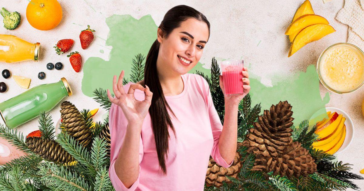 Как очистить организм после праздников и избавиться от набранных килограмм