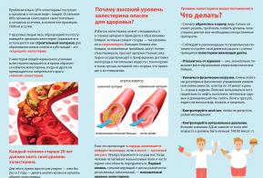 Как снизить холестерин в крови у женщин и мужчин: способы понизить и привести в норму уровень плохого холестерола
