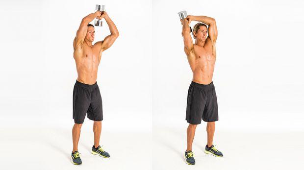 Упражнения с гирей: топ 30 упражнений   бомба тело