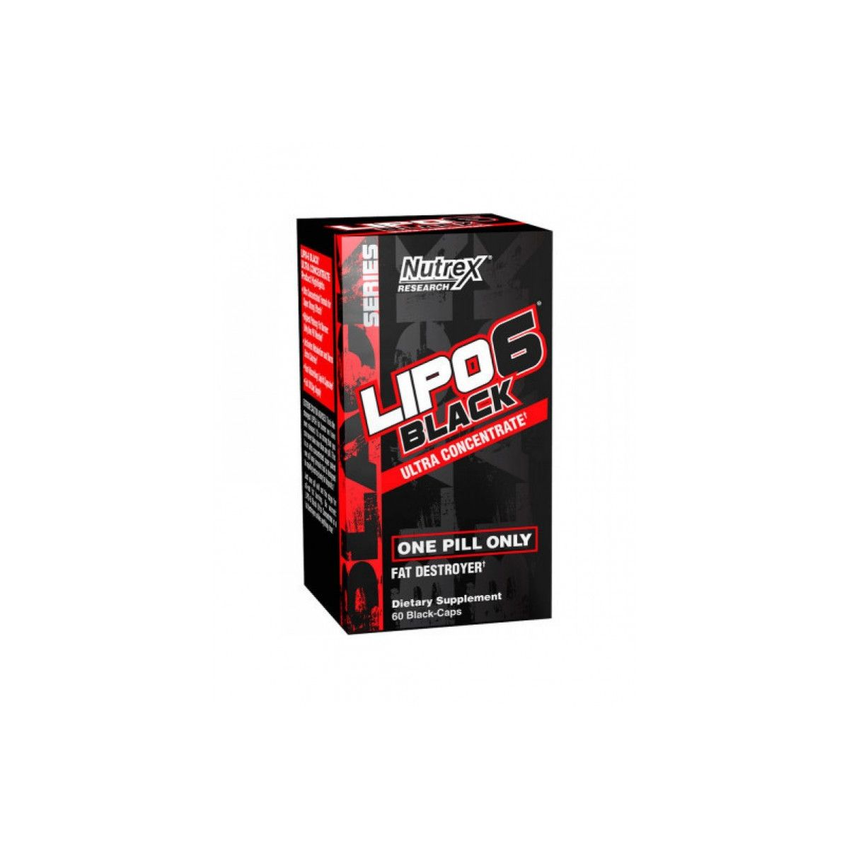 Lipo 6 black способ применения