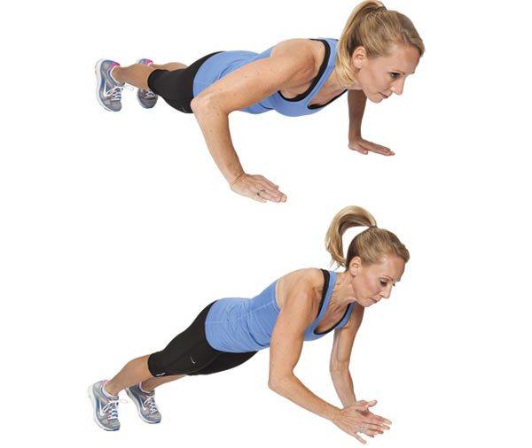 Плиометрические тренировки: польза + упражнения (фото)