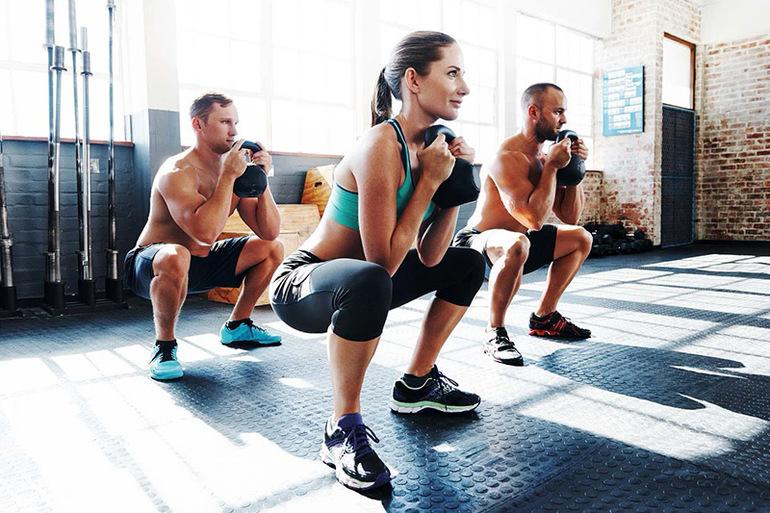 Тренировки бойцов мма: комплекс упражнений.