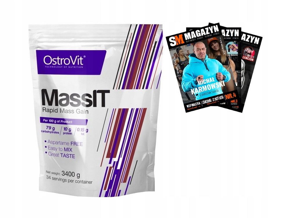Гейнер: super mass gainer от dymatize nutrition для набора массы