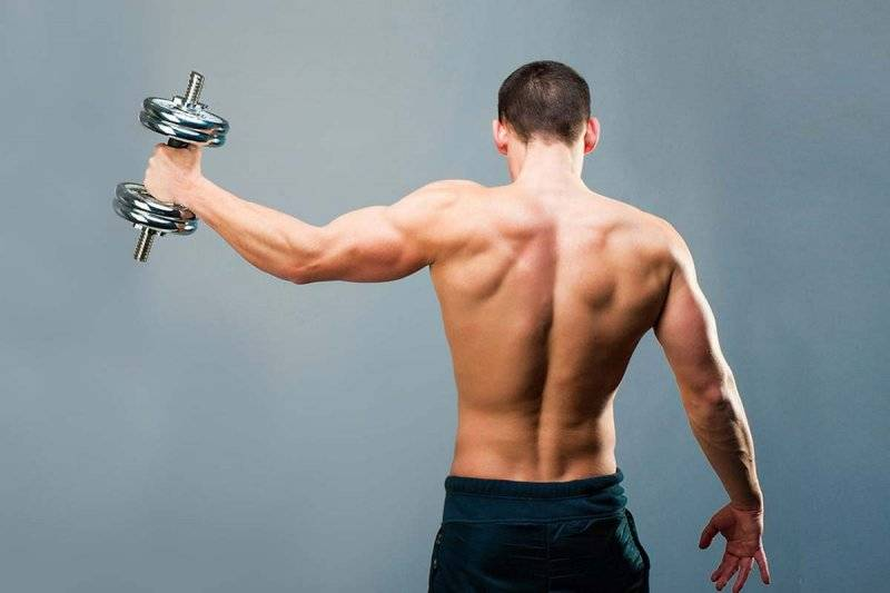 25 эффективных упражнений для мышц спины