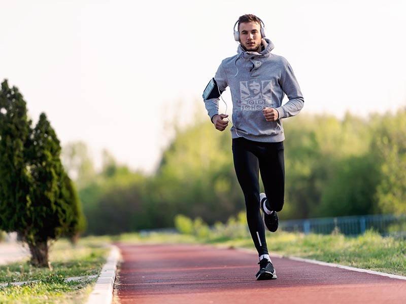 Как дышать во время бега летом и зимой?