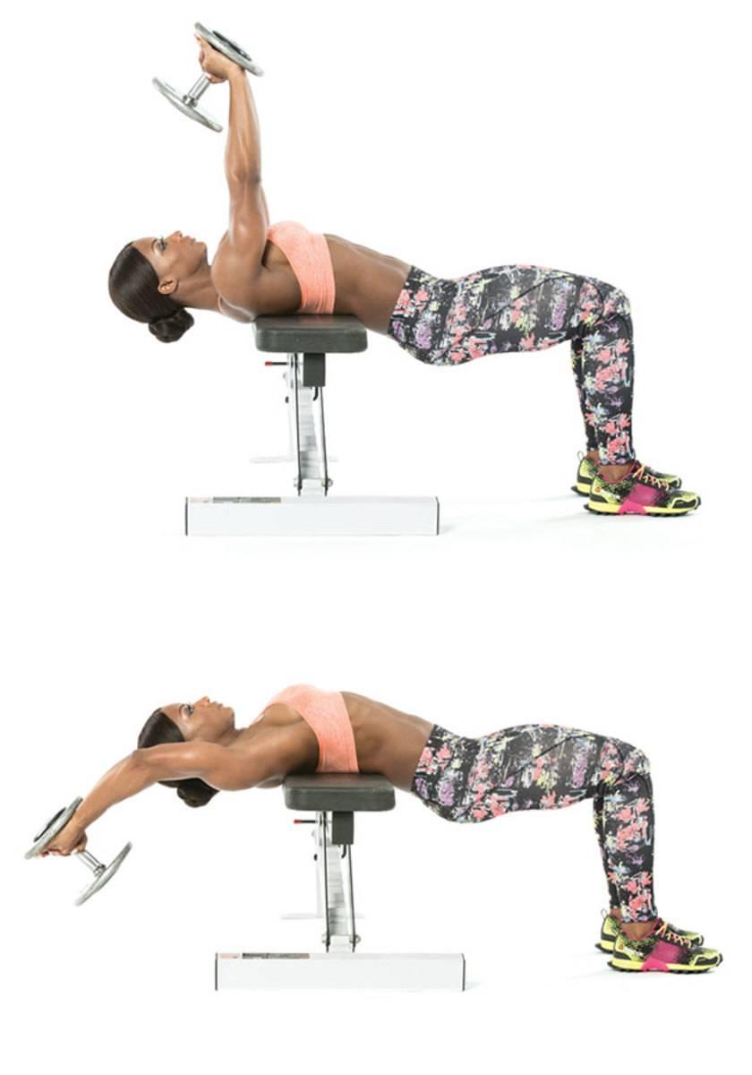 Как накачать спину: мощные советы для развития v-образных мышц спины