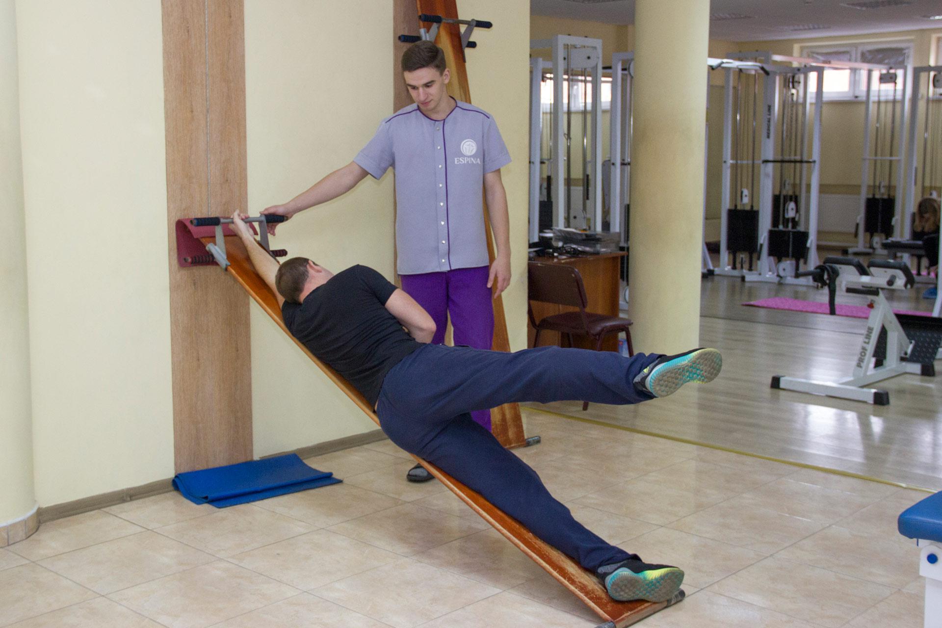Доска евминова (профилактор): упражнения, создание своими руками