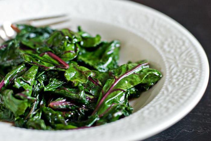 Пхали из свекольной ботвы – кулинарный рецепт