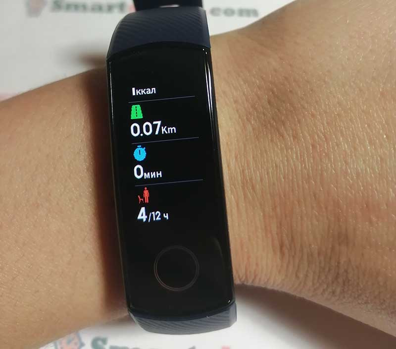 Huawei Band 3 Pro: полный обзор фитнес-браслета