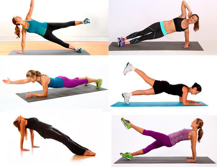 Как похудеть за неделю на 5 кг: упражнения