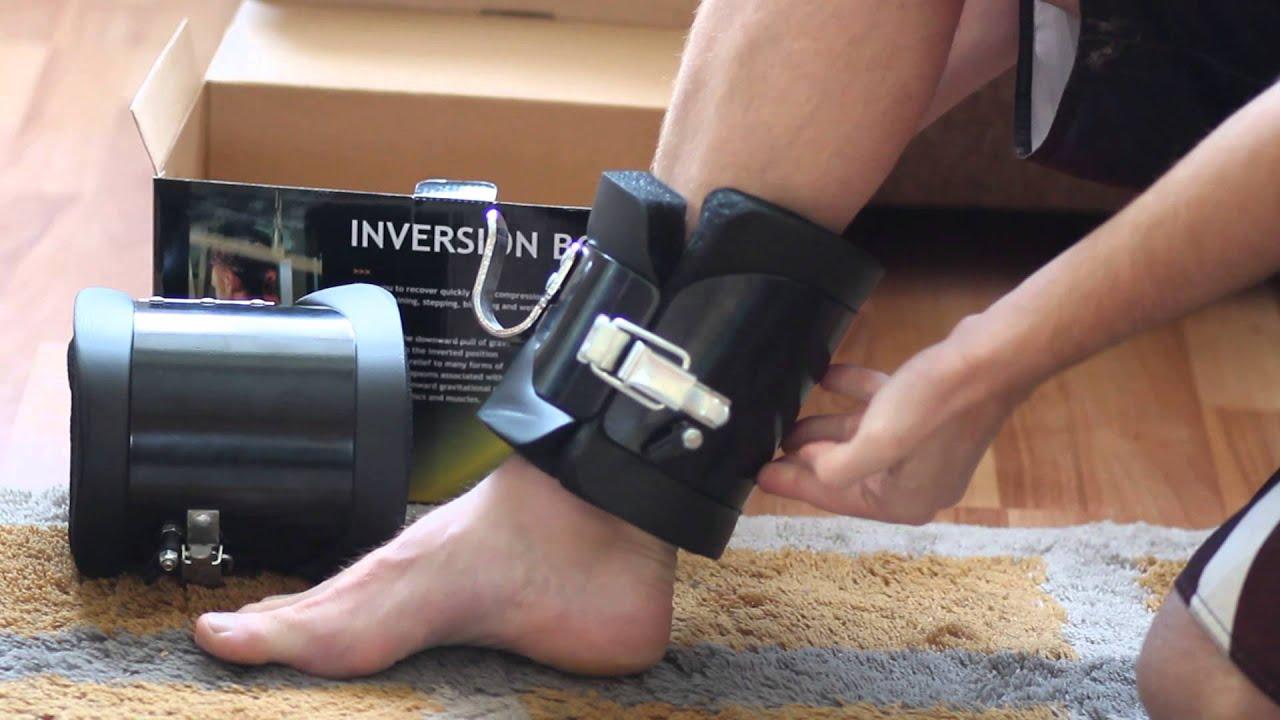 Инверсионные ботинки своими руками