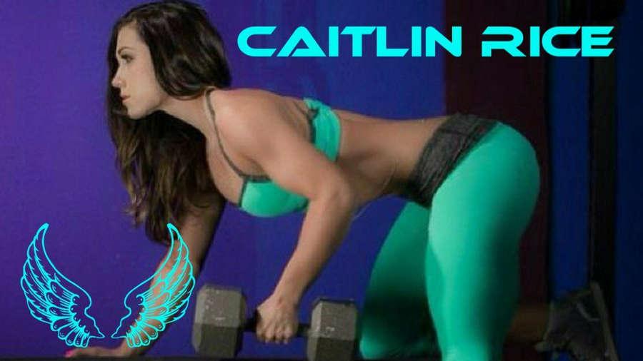 Кейтлин райс — инстаграм красотка