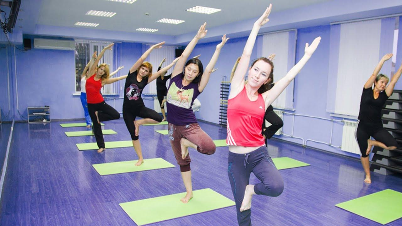 Групповые занятия по фитнесу: виды групповых тренировок в фитнес-клубе, какие лучше выбрать