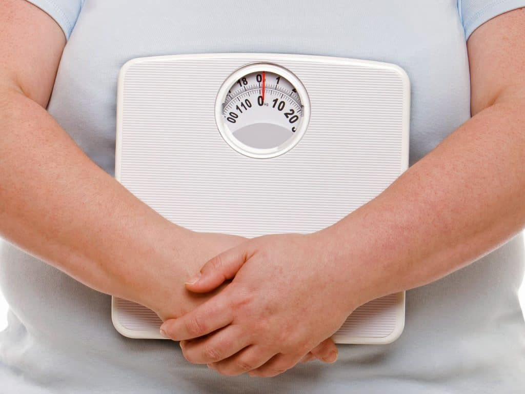 Депрессия из-за лишнего веса
