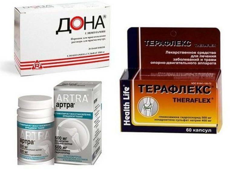 Хондропротекторы для суставов нового поколения: список препаратов