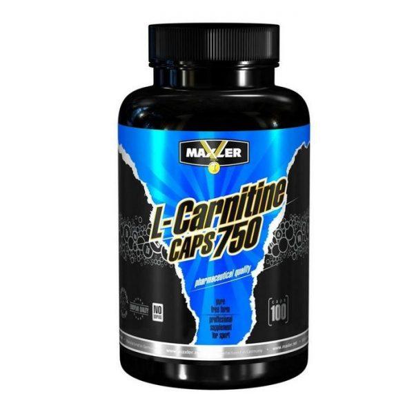 L-carnitine от maxler
